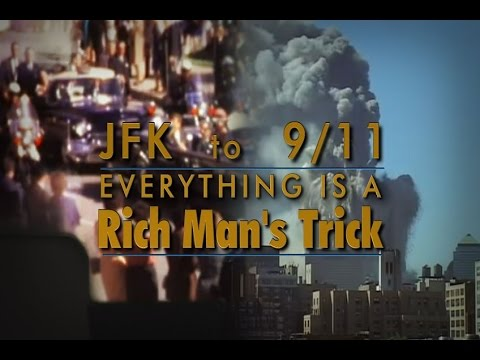 """Francis Richard Conolly crowd funding 'JFK to 911' Part 2"""