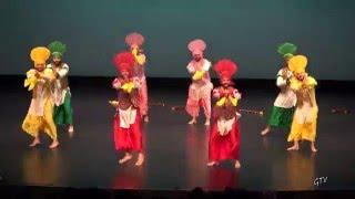 Royal Folk Nation @ Legacy of Bhangra 2015
