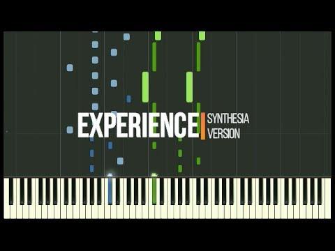 Ludovico Einaudi - Experience - Synthesia [Piano Tutorial]