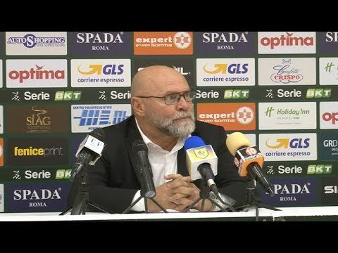 Juve Stabia-Perugia 1-2, Caserta E Cosmi Post