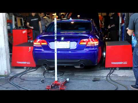vw golf 2 gti 16v alfa romeo giulia super boo hoo 469 ford mustang wallpaper: BMW 335i Dyno at