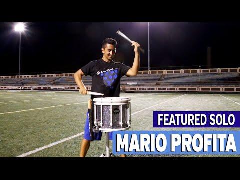 FEATURED SOLO: MARIO PROFITA / Blue Knights