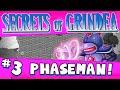 SECRETS OF GRINDEA #3 - Phaseman!