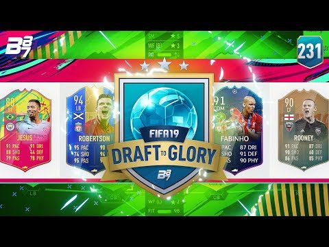OHHH! GABBY JESUS IS OP | FIFA 19 DRAFT TO GLORY #231