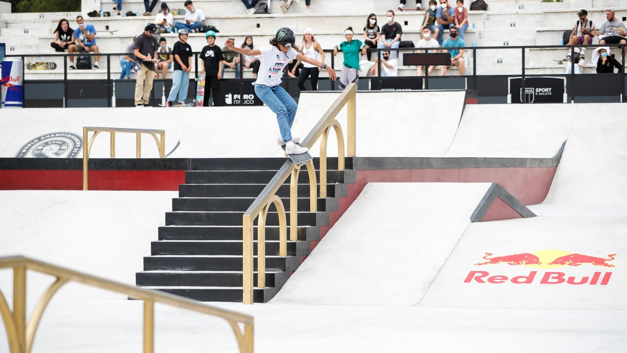 Street Skateboarding World Championships - Rome 2021 - Women's Final
