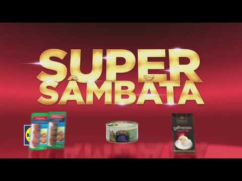 Super Sambata la Lidl • 17 Iunie 2017