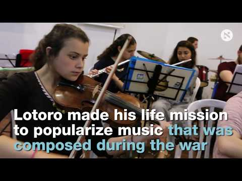 What does music written in the Holocaust sound like? Upbeat and life-affirming, surprisingly