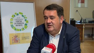 Ernesto Gasco quiere regularizar a unos 150.000 niños migrantes