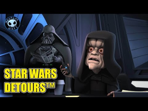 Lucasfilm renews STAR WARS DETOURS trademark