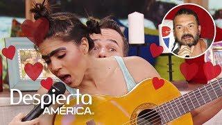 Mela la Melaza le canta a Arjona (pero se conforma con Carlos) streaming