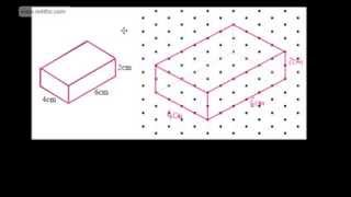 Video GCSE Maths - Drawing 3D Shapes Using Isometric Paper - Foundation and Higher download MP3, 3GP, MP4, WEBM, AVI, FLV Juli 2018