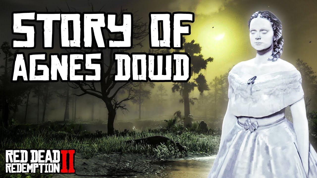 The Ghost of Agnes Dowd Explained (Red Dead Redemption 2)