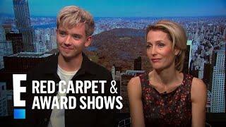 "Gillian Anderson Calls ""Sex Education"" a ""British Love Letter""   E! Red Carpet & Award Shows"