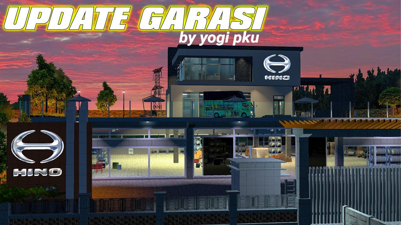 Update GARASI by Yogi PKU Project Lebih RAME sem!!