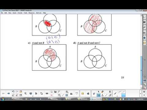 U5l5 Logical Reasoning And Set Theory Venn Diagrams Part 2 Youtube