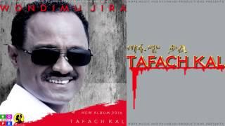 Wondimu Jira - Tafach Kal( Ethiopian Music)