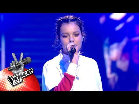 Soraya - 'Everybody' & 'I Want It That Way' | Finale | The Voice Kids | VTM