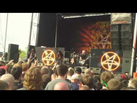 Rockstar Energy Drink Mayhem Tour 2012