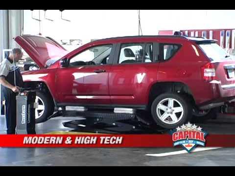 Capital Chrysler Jeep Dodge   CCJD 065 T   Tour.wmv