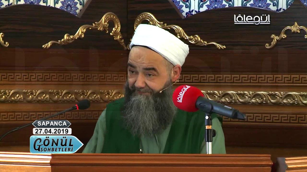 27 Nisan 2019 Tarihli Gönül Sohbetleri (Sapanca) - Cübbeli Ahmet Hocaefendi Lâlegül TV