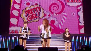 10. KARA - Pretty Girl [HD 1080P]