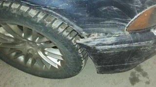 Покраска авто, Могилев. Е39(крыло,бампер).