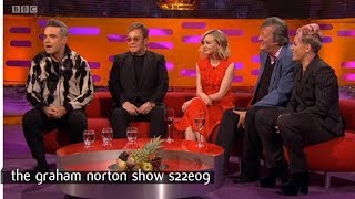 Download Graham Norton Show S22E09 Sir Elton John, Carey Mulligan, Stephen Fry, Robbie Williams and Pink Mp3 and Videos