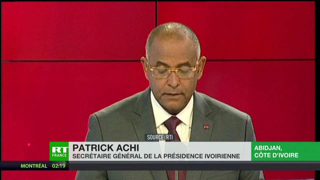 Côte d'Ivoire : décès du Premier ministre Amadou Gon Coulibaly à 61 ans