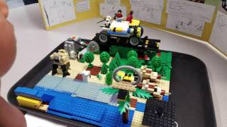 First Lego League Jr 2016