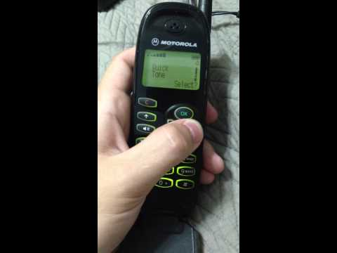 Motorola G520 - Classic Cell Phone Ringers