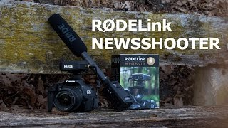 Funk Ansteckmikrofon - RØDE Link Newsshooter Kit | UNBOXING - HANDS ON - REVIEW [DEUTSCH]