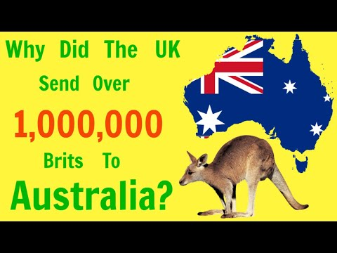 Why Did The UK Send OVER A MILLION Brits to Australia Post-WW2?