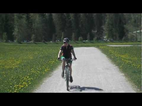 Mit dem Mountainbike von Klais zum Isarursprung