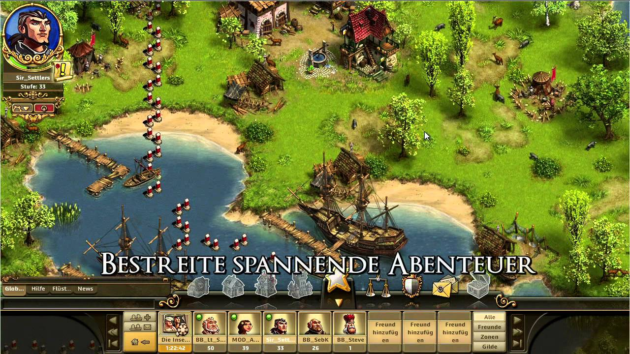 Siedler Game