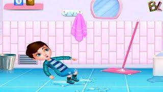 БЕЗОПАСНОСТЬ ДЕТЕЙ Дома Как Правильно Вести Себя Дома Обучающее Видео Для Детей