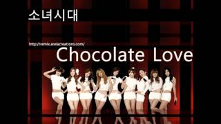 Chocolate Love (areia club remix) (Instrumental With Background Vocals)