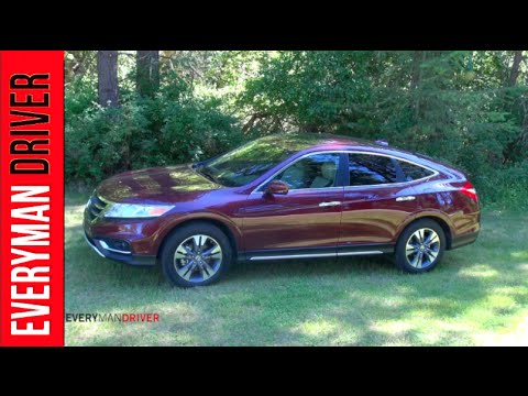 Here's the 2013 Honda Crosstour 4WD Test Drive on Everyman Driver