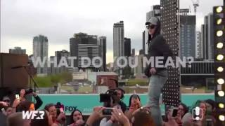 Justin Bieber - What Do You Mean? 和訳