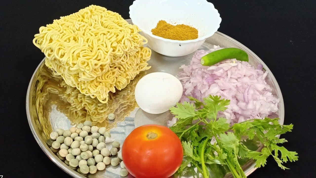 ഇത് നിസാരമല്ല... ചോദിച്ചു വാങ്ങി കഴിക്കും // //How To Make Masala Noodles//Noufas..