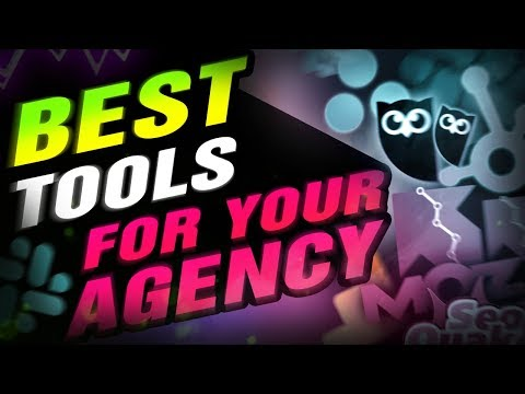 The BEST Tools & Software For Your Marketing Agency