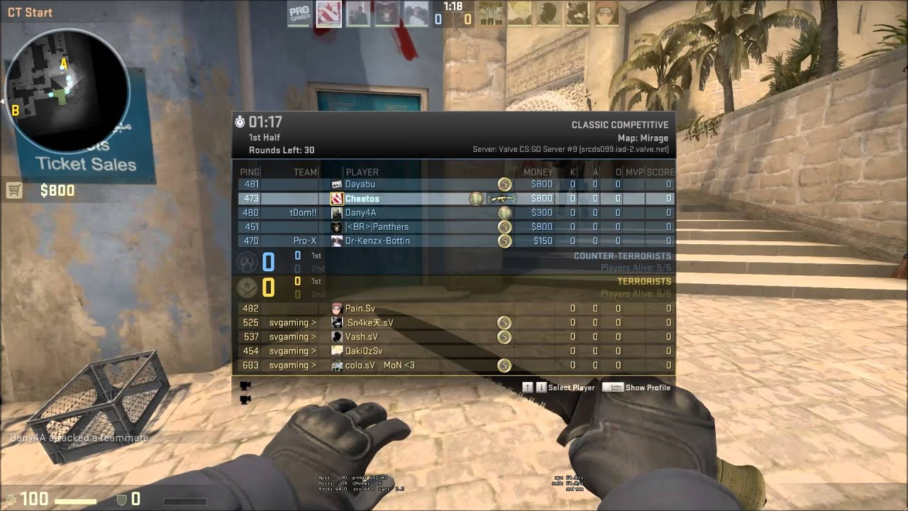 cs go matchmaking server picker not working