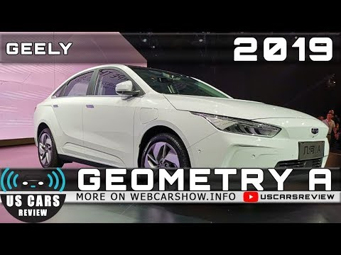 2019 GEELY GEOMETRY A Review Release Date Specs Prices