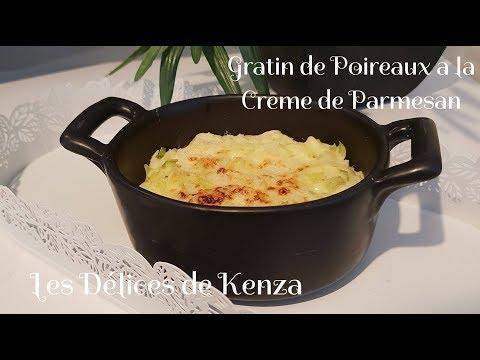 gratin-de-poireaux-à-la-crème-de-parmesan