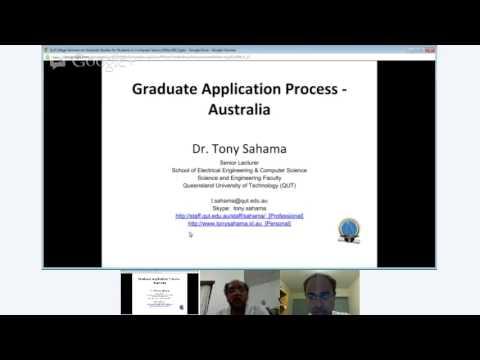 SL2College Seminar - Graduate Studies For Students In CS