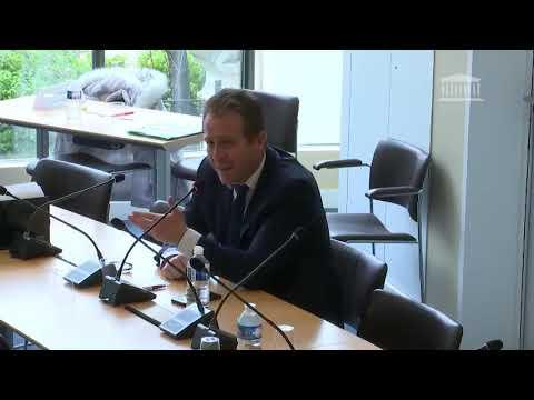 10.04.19 Olivier Dussopt, ministre, sur la transformation de la fonction publique 2