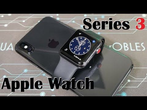 Apple Watch Series 3 - (Review) Price, Colors And Materials