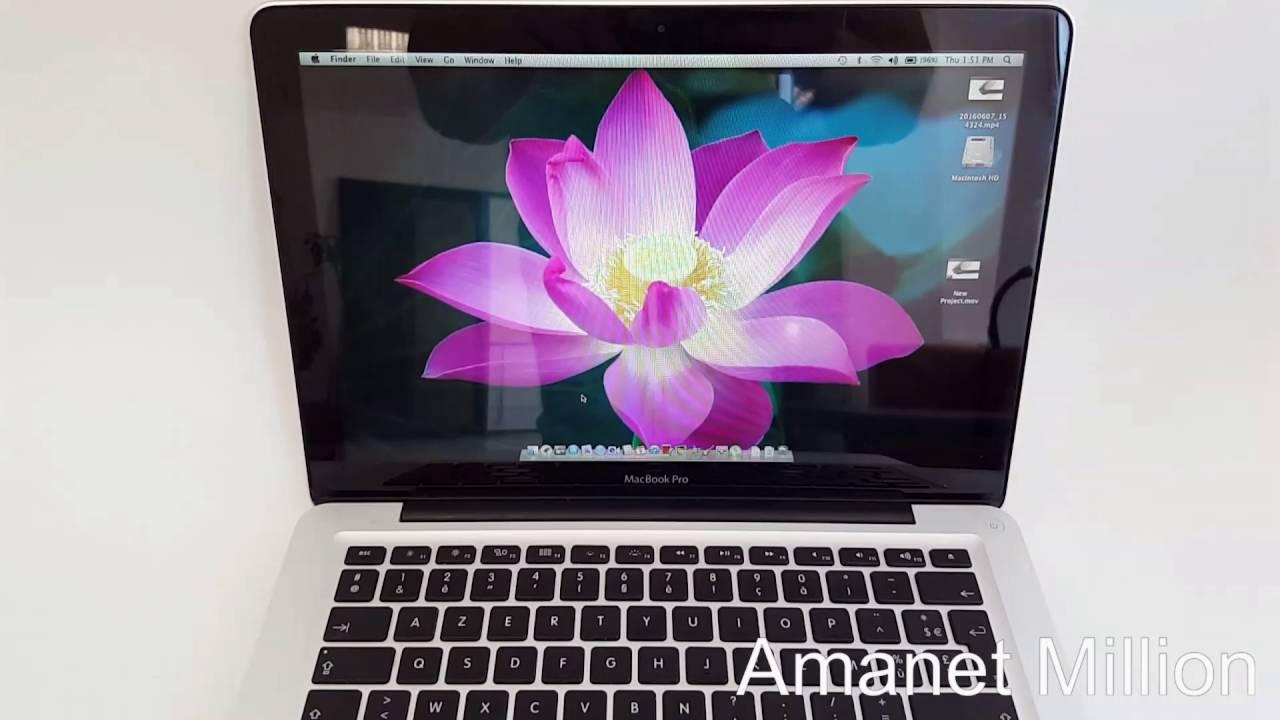 MacBook Pro A1278 13 3