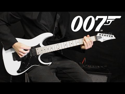 James Bond 007 Main Theme  All Instruments