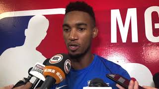 Thunder - Terrance Ferguson in NBA Summer League