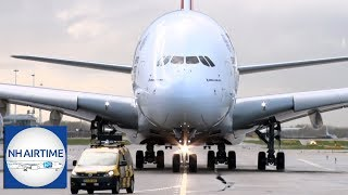 NH AIRTIME S04E10 (NL) | Airbus stopt met productie A380